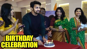 Bhushan Pradhan Birthday: Actor Celebrates His Birthday The Healthy Way
