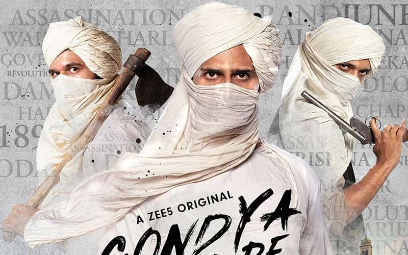 Bhushan Pradhan Shares First Look Of 'Gondya Ala Re': A Historical Series