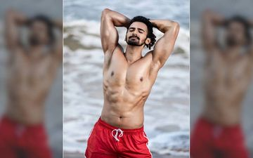 Bhushan Pradhan, You Beauty; Actor Flaunts Yummy Six-Pack Beach-Bod Leaving Fans Gasping For Breath