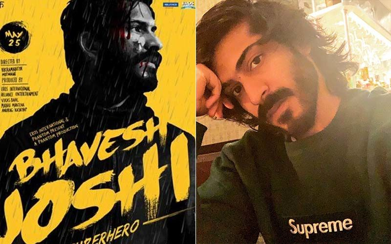 Harshvardhan Kapoor Has A HILARIOUS Response To A Friend Who Informed His Film Bhavesh Joshi Superhero Is Trending On All Piracy Websites