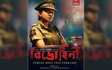 Bidrohini First Look: Rituparna Sengupta Looks Fierce AF As A Lady Police Officer
