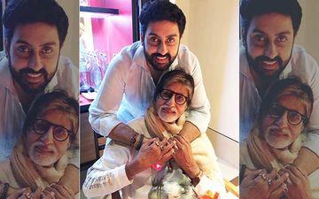 Amitabh Bachchan Completes 50 Years In Bollywood; Abhishek Bachchan Calls Himself A Fan