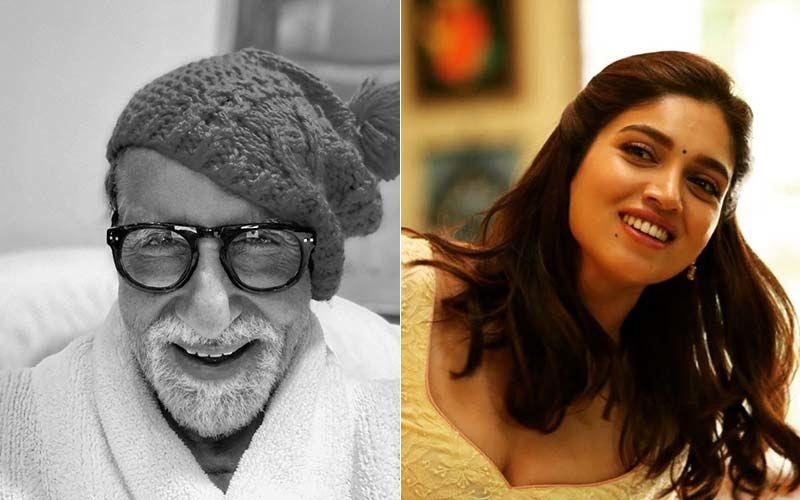 Bhumi Pednekar Calls Amitabh Bachchan A 'Baller', His Response Is Way Too Cute 'What's A 'Baller, Woh Jo Ball Phenkta Hai'?