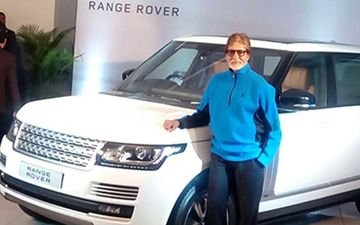 Amitabh Bachchan's Collection Of Luxury Cars Will Drop Your Jaws To The Floor; Get Ready To Feel Envious