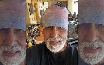 Coronavirus Lockdown: Amitabh Bachchan Shares A Workout Selfie; Asks Netizens To 'Build Resistance'