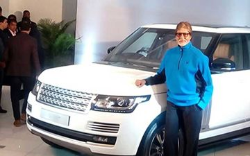 Amitabh Bachchan Adds Another Swanky Ride To His Car Collection; Its Price Could Buy You A Lavish 2BHK Flat In Mumbai