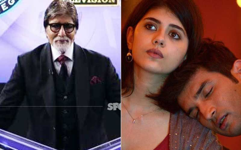 Kaun Banega Crorepati 12: Amitabh Bachchan Asks First Question On Sushant Singh Rajput's Last Film Dil Bechara