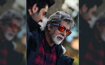 Brahmastra: Amitabh Bachchan-Ranbir Kapoor Shoot In The Freezing Cold In Manali; Fans Request Big B To Take Care
