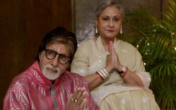 Happy Birthday Jaya Bachchan: Amitabh Bachchan Thanks Everyone On Wife's Behalf; Shares A Picture With Folded Hands
