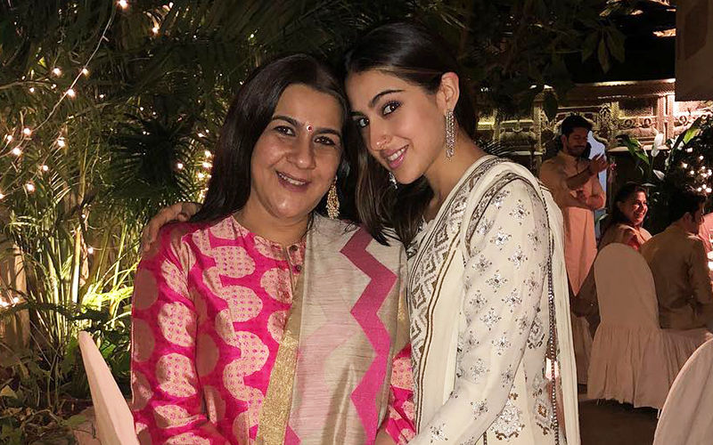 Big Win For Sara Ali Khan's Mother Amrita Singh In The Legal Battle Over Dehradun Property
