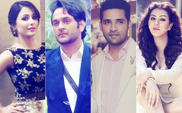 Shilpa Shinde, Hina Khan, Vikas Gupta Or Puneesh Sharma -- TV Stars Take Their Pick And Tell Us Who Should WIN Bigg Boss 11