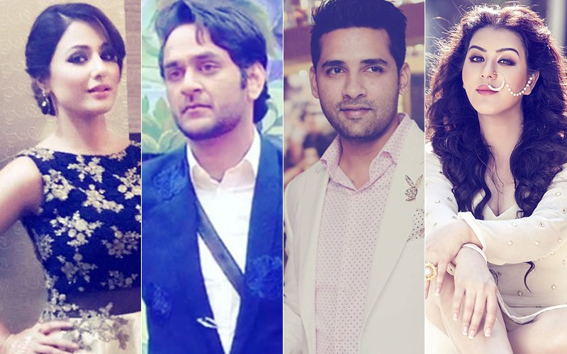 Shilpa Shinde, Hina Khan, Vikas Gupta Or Puneesh Sharma -- TV Stars Take Their Pick And Tell Us Who Should WIN Bigg Boss 11