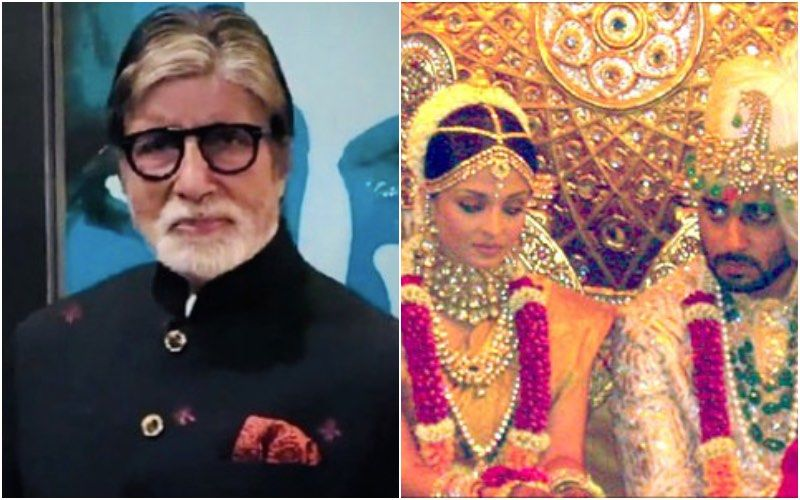 Amitabh Bachchan Reveals The Gulmohar Tree Under Which Abhishek-Aishwarya Rai Bachchan Tied The Knot Has Been Uprooted Due To Heavy Rains