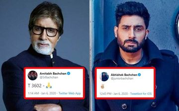 JNU Violence: After Amitabh Bachchan's Cryptic Tweet, Abhishek Bachchan's 'Peace Out' Emoji Triggers A Furore