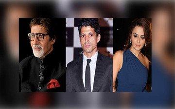 Big B, Farhan And Preity React To Maggi Controversy