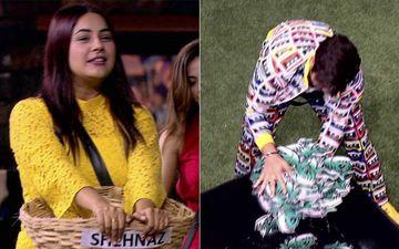 Bigg Boss 13 Day 12 Written Episode: Shehnaaz Gill-Paras Chhabra At War, BB Fisheries Task Get Contestants Charged UP