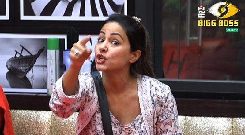 bigg boss 11 contestant hina khan