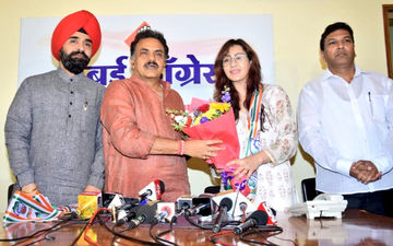 Bigg Boss 11 Winner Shilpa Shinde Joining Congress?