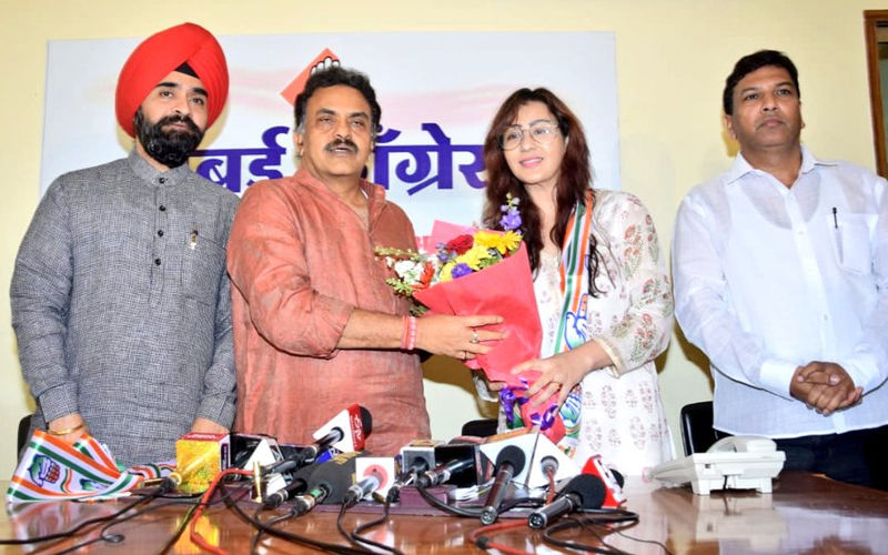 Bigg Boss 11 Winner Shilpa Shinde Joining Congress?