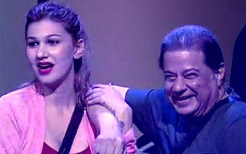 Bigg Boss 12: Anup Jalota & Girlfriend Jasleen Matharu's Lovey-Dovey Moments