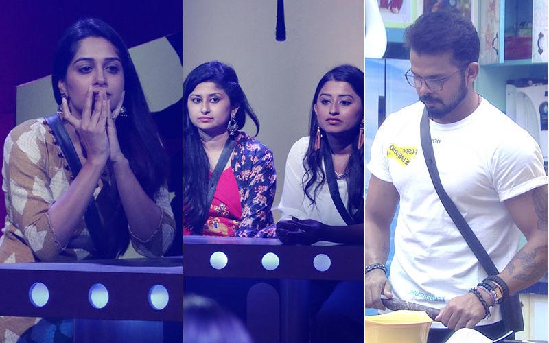 Bigg Boss 12, Day 2 Preview: दीपिका कक्कड़ और श्रीशांत की खान बहनों से हुई जमकर बहस