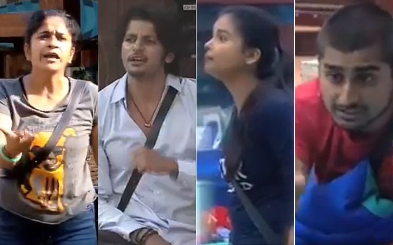 Bigg Boss 12, Day 38 Written Updates: Surbhi Rana-Karanvir Bohra Fight; Urvashi Vani Throws A Bottle At Deepak Thakur
