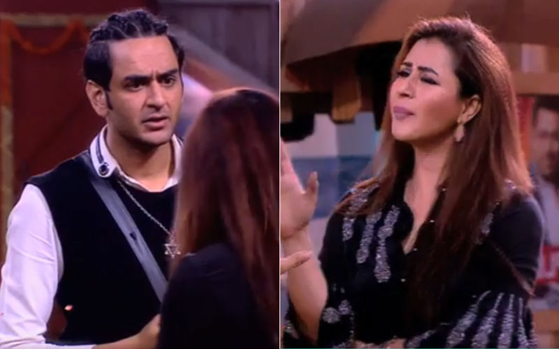 Bigg Boss 12, Day 44 Written Updates: Shilpa Shinde And Vikas Gupta At Loggerheads, Yet Again!