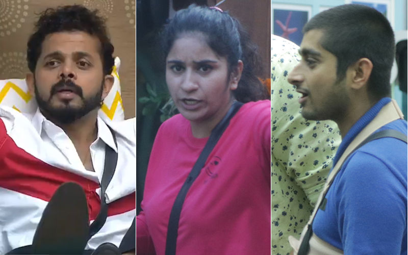 Bigg Boss 12, Day 51 Written Updates: Will Sreesanth Manage To Stay Calm As Surbhi Rana and Deepak Thakur Try Instigating Him?