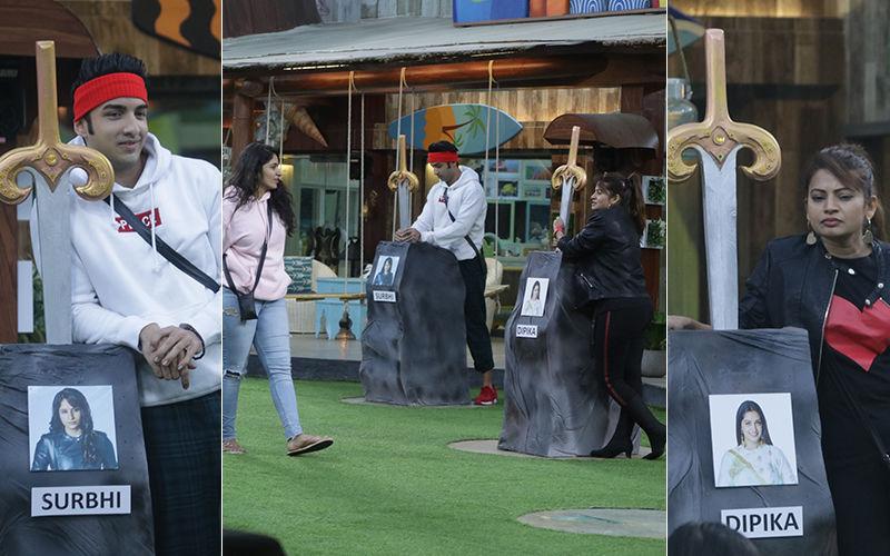 Bigg Boss 12, Day 74 Written Updates: Dipika Kakar, Romil Chaudhary, Deepak Thakur, Surbhi Rana – Who Will Win The Captaincy Task?
