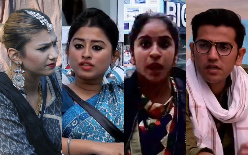 Bigg Boss 12: Jasleen Matharu-Somi Khan Defend Romil Chaudhary As Surbhi Rana Accuses Him Of Having 'Buri Nazar On Girls'