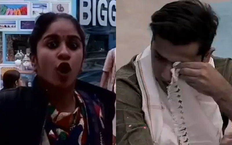 "Bigg Boss 12: Romil Chaudhary Gets Teary-Eyed After Surbhi Rana Says, ""Ye Mujhe Poore Time Ghoorte Rehta Hai"""