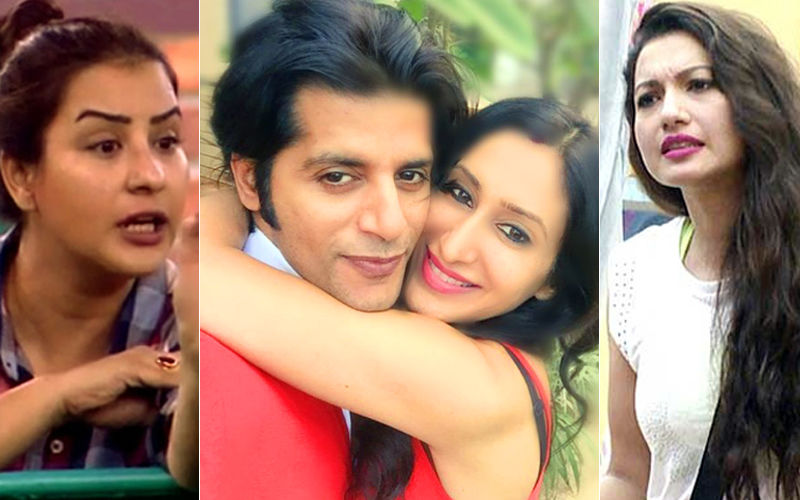 Bigg Boss 12: Shilpa Shinde And Gauahar Khan Fight It Out Over Karanvir Bohra And Teejay Sidhu