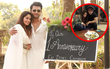 Bigg Boss 12 Winner Dipika Kakar And Shoaib Ibrahim Have A Blast On Their First Wedding Anniversary- Pics And Videos Inside