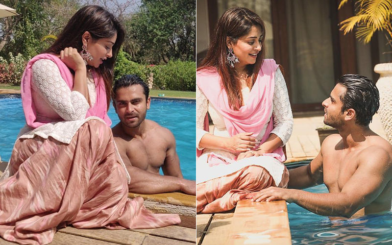 Bigg Boss 12 Winner Dipika Kakkar Romances Husband Shoaib Ibrahim In Dubai- In Pics