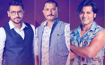 Bigg Boss 12: रोमिल चौधरी, निर्मल सिंह और करणवीर बोहरा को मिली काल कोठरी की सजा