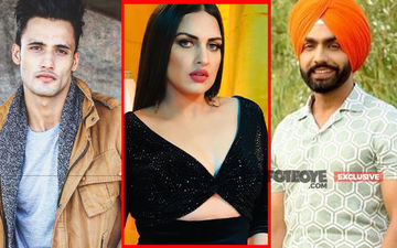 Bigg Boss 13: Did Himanshi Khurana LIE 'I'm Engaged' Because She STILL LOVES Her Ex Ammy Virk And ISN'T INTERESTED In Asim Riaz?- EXCLUSIVE