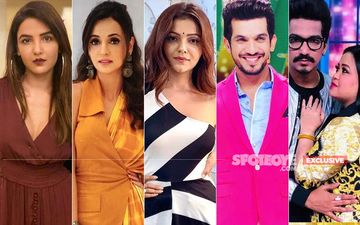 Bigg Boss 13: Jasmin Bhasin, Sanaya Irani, Rubina Dilaik, Arjun Bijlani, Bharti Singh-Haarsh Limbachiyaa Gear Up For A Special Children's Day Act- EXCLUSIVE