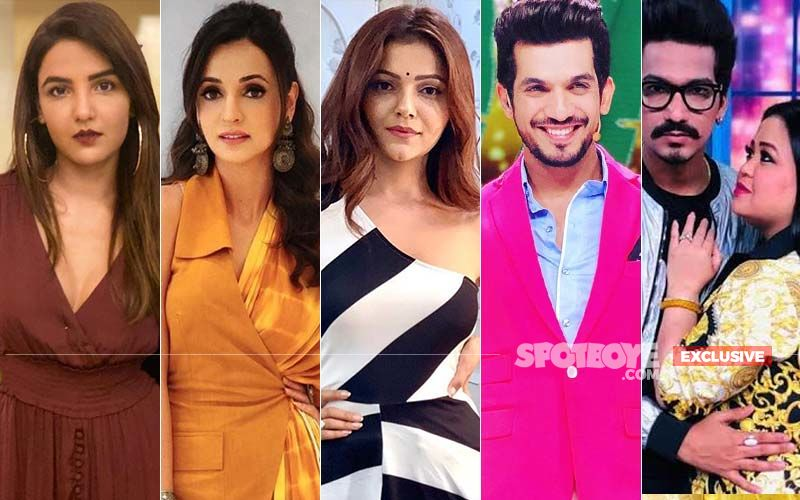 Bigg Boss 13: Jasmin Bhasin, Sanaya Irani, Rubina Dilaik, Arjun Bijlani, Bharti Singh-Haarsh Limbachiyaa Gear Up For A Special Children's Day Act- EXCLUSIVE