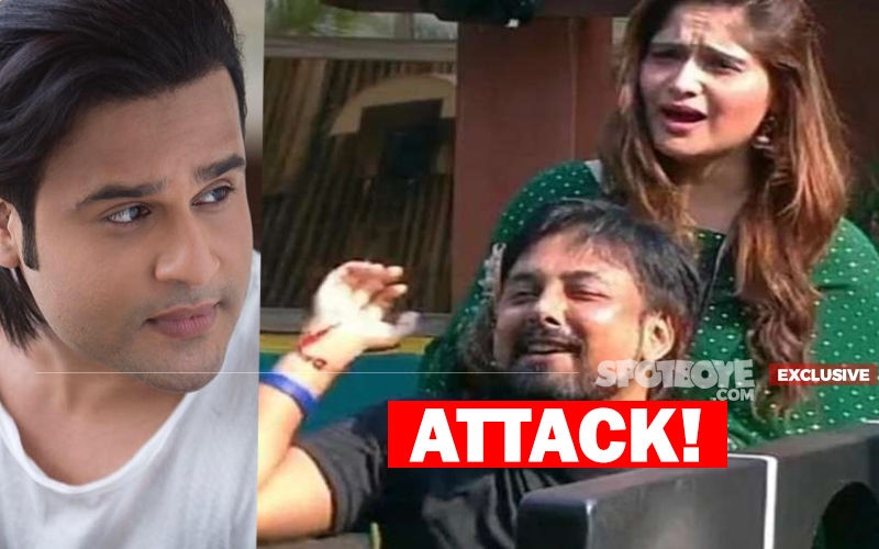 Bigg Boss 13: Krushna Abhishek SLAMS Siddhartha Dey For Getting Cheap And Personal With His Sister Arti Singh- 'I Will CONFRONT Him'- EXCLUSIVE