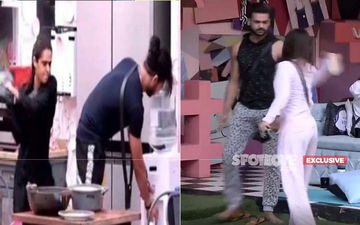 Bigg Boss 13: Madhurima Tuli To Pay A Heavy Price For Hitting Vishal Aditya Singh With A Pan- EXCLUSIVE