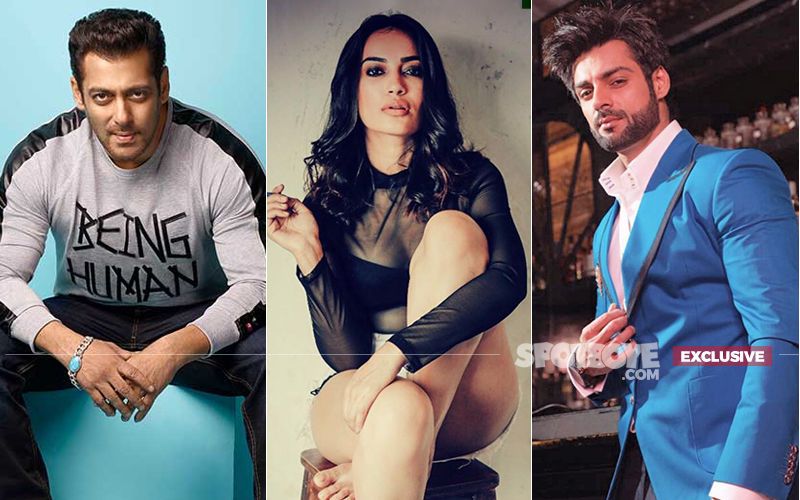 Bigg Boss 13 Promo: Salman Khan Flirts With Surbhi Jyoti And Her Lover Karan Wahi Barges Into Their Space