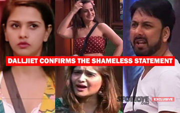Bigg Boss 13's Dirty Hide: Ameesha Patel, Arti Singh And Now It's Dalljiet Kaur, Siddhartha Dey Called Her 'Daayan' And 'Naagin'