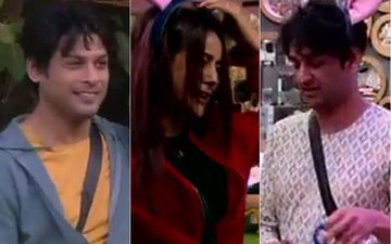 Bigg Boss 13: Sidharth Shukla Asks Shehnaaz Gill To Bite Vikas Gupta In Captaincy Task - Watch Video