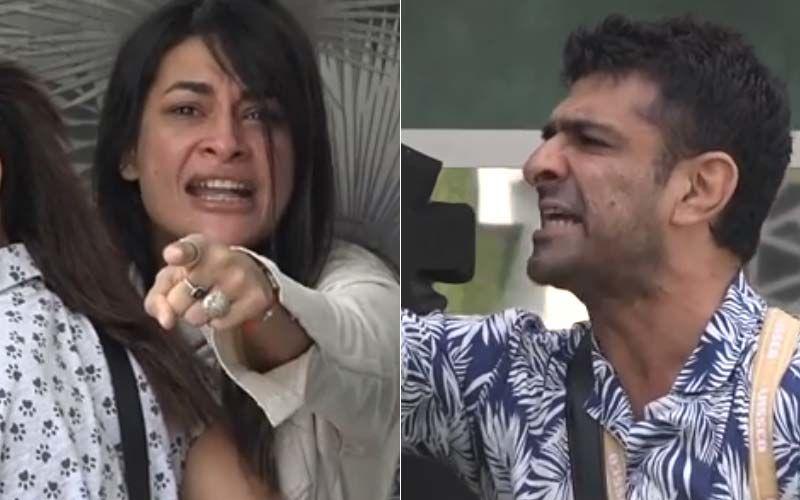 Bigg Boss 14: Amid Their UGLY Fight, Pavitra Punia Tells Eijaz Khan: 'Don't Try To Imitate Sidharth Shukla, Wo Ehsaan Faramosh Nahi Tha'