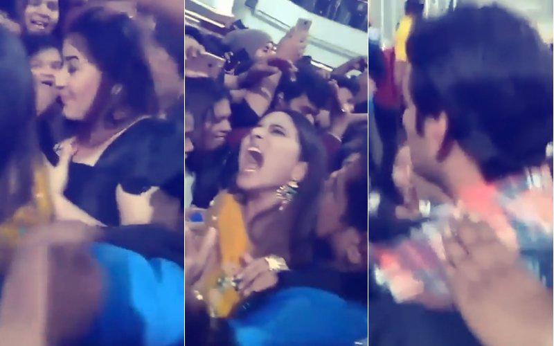 Bigg Boss 11 Promotion GOES WRONG: Contestants Get MOBBED, Hina Khan SCREAMS!