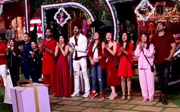 Bigg Boss 13: Leaving Hatred Behind, Housemates Come Together To Celebrate Christmas Inside The BB House