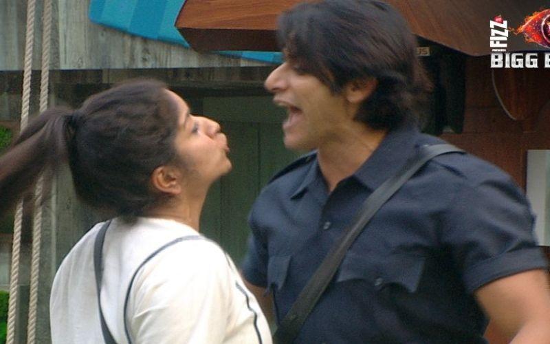 बिग बॉस 12: करणवीर बोहरा को सुरभि राणा ने कहा 'चोर' तो गुस्से से लाल हुए एक्टर