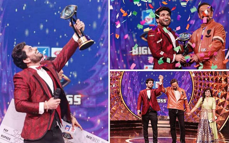 Bigg Boss Marathi Season 2: Shiv Thakare Thanks His Fans For Making Him The Winner