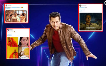 Bigg Boss 13: Twitter Bursts Out In Memes, Excited Because 'Roz Jhagda Dekhne Milega'