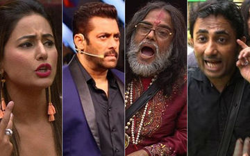 Bigg Boss Contestants Who Had A Fight With Salman Khan: Hina Khan, Swami Om, Zubair Khan - Most Controversial Contestants